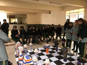 6th Grade: Campeonato de Ajedrez (24, Ago)