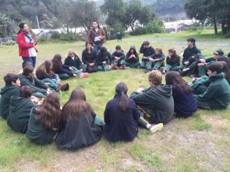 7th Grade: Salida Solidaria Los Queñes  (12, Oct)