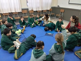 1st Grade: Mindfulness (12, Sept)