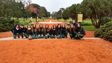 7th y 8th Grade: Gira Deportiva Buenos Aires (6, June)