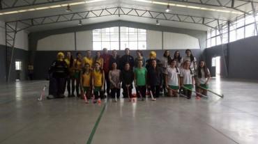 9th,10th Grade, Junior y Senior Class: Hockey, OC vs Old Farmers (26, Ago)