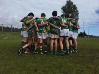 9th,10th Grade, Junior y Senior Class: Rugby, OC vs St. Johns (26, Ago)