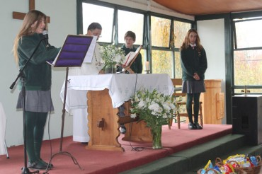 8th Grade: Mass Mother`s Day (10, May)