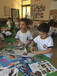 2nd Grade: Aprendiendo Ciencias en el laboratorio (05, Sept)
