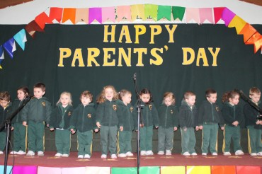 Parent´s Day Preschool (15, June)